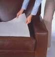 Adaptions for leather furniture